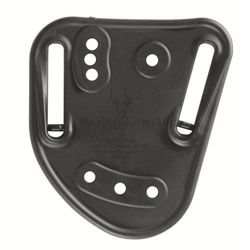 Safariland Model 567Bl Belt Loop 567BL-1-2-150-175-MS22 (Molded Belt Loop)