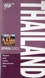 AAA Spiral Thailand (AAA Spiral Guides: Thailand)