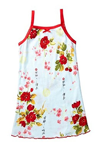 ddbef8e49 Amazon.com  Mad Sky Night Gown Slip Dress 3T (Best Seller) Little ...