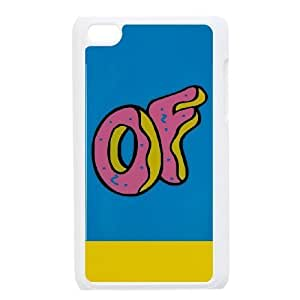 Custom High Quality WUCHAOGUI Phone case Odd Future Protective Case FOR IPod Touch 4th - Case-10