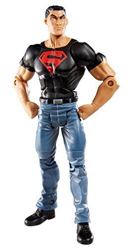 Simply Silver Figure Action - DC Comics DC Universe Exclusive Signature Collection Conner Kent Superboy Action]()