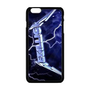 iStyle Zone Snap-on Protective Hardshell Slim Cover Case for iPhone 6 Plus (5.5 inch) [Metallica]