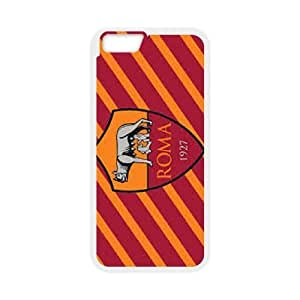 iphone6 4.7 inch Phone Case White As Roma Logo ZCC571795