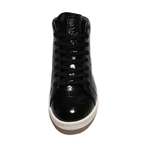 Black Smith Stan Mid core Adidas Core off W Originals White 6 Black 5ZwxxY