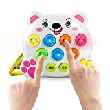 EDTara Plastic Music Toys Baby Knock Hit Hamster Game Playing Educational Toy for Kids