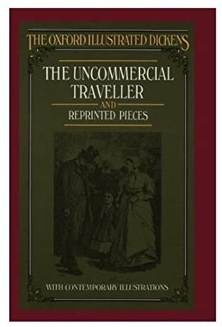 book cover of The Uncommercial Traveller