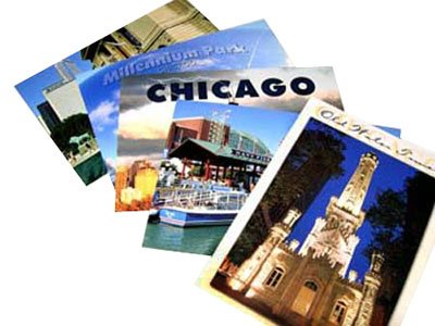 Chicago 4 x 6 Postcards (set of 24)