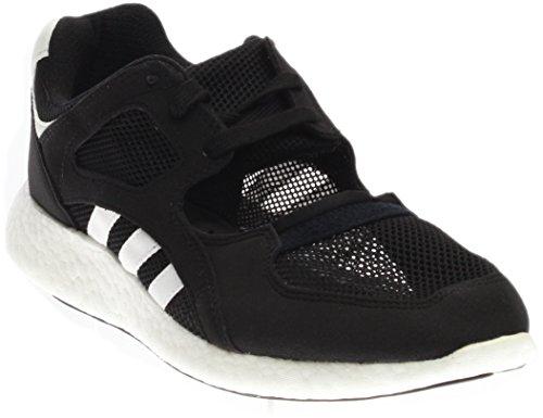 adidas Women's Equipment Racing 91/16 Black/White S79740 (Size: 7)