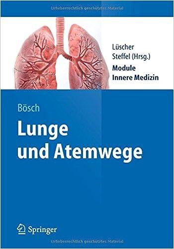 Lunge und Atemwege (Springer-Lehrbuch): Amazon.de: Jan Steffel ...