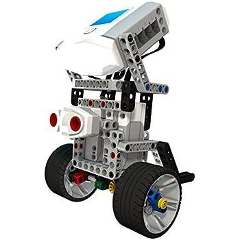 Amazon roboticsu ultimate custom self driving robots vehicle roboticsu ultimate custom self driving robots vehicle kit stem education premium quality solutioingenieria Image collections