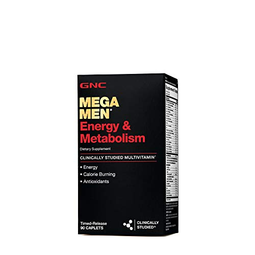 GNC Mega Men Energy
