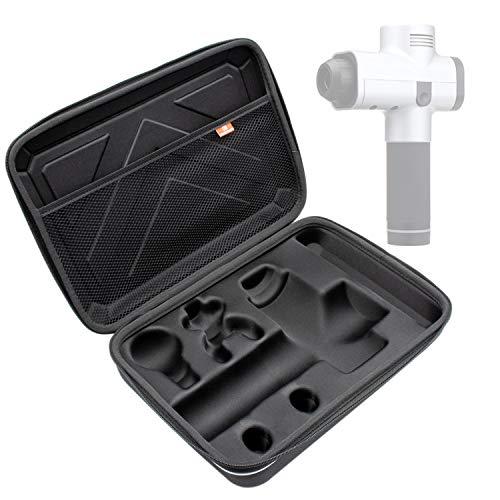 - Seven Sparta Carrying Case for Hypervolt, Waterproof Shock Resistant EVA Storage Case for Hypervolt Massage Gun