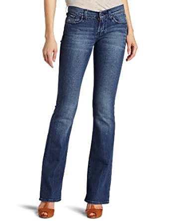 Lucky Brand Women's Leslie Sweet N Low Jean, Ol Zest Wash, 29W X 32L