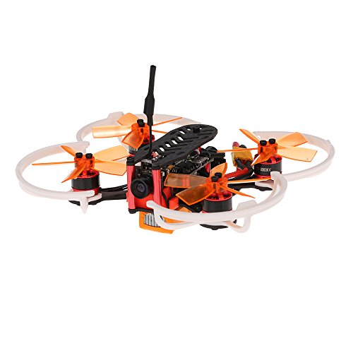 GoolRC G90 Pro 90mm 5.8G 48CH Micro FPV Racing Drone Brushless Motor Quadcopter w/ RadioLink Receiver F3 Flight Controller without Remote Controller