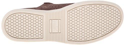 Puma Court Star Citi Series Nubuck Fashion Sneaker Chestnut liwzv