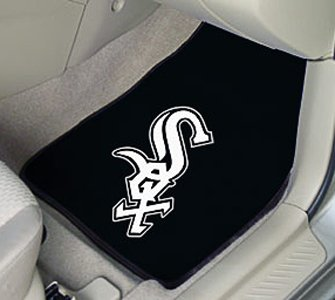 Fanmats MLB 18 x 27 in. Carpeted Car Mat