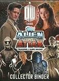 Topps dr Who Alien Attax Trading Card Game - Starter Pack