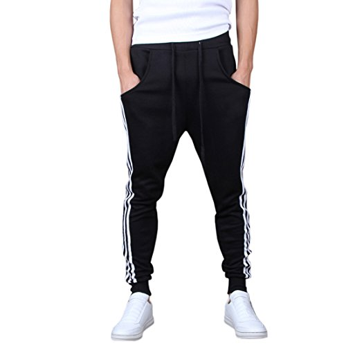 Acvip Pantalon Acvip Homme Pantalon Acvip Noir Pantalon Noir Homme wtqOTnprw