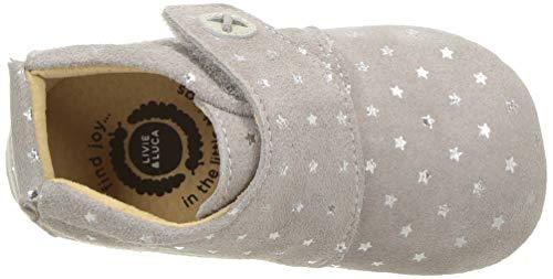 Pictures of Livie & Luca Girls' Benny Crib Shoe Dusk 174BEN Dusk 2