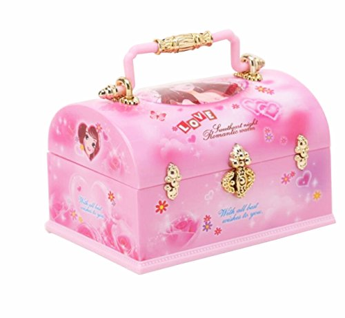 usic jewelry box Dancing Musical Box Music