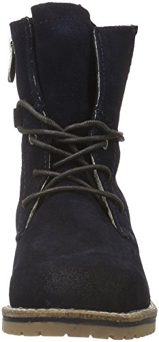 Tom Tailor Women's 1693604 Ankle Boots Blue (Navy) 7ZzaN