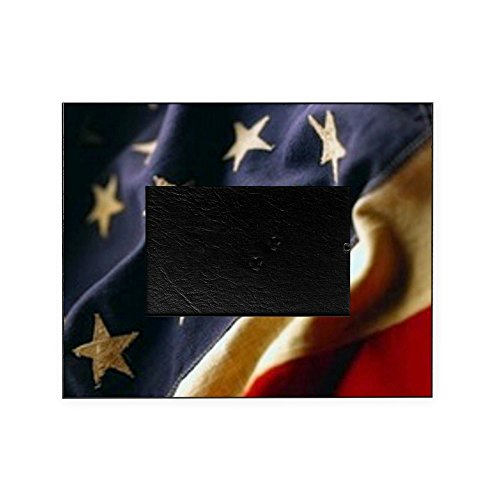 CafePress - American Flag: - Decorative 8x10 Picture Frame ()