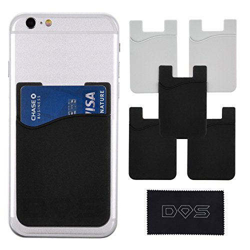 Stick Wallet Adhesive including Non Slip
