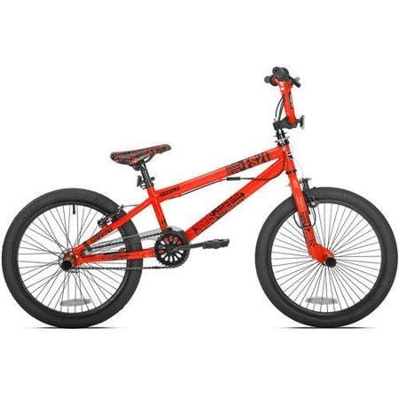 Sturdy Gusseted Steel Frame and Fork 20