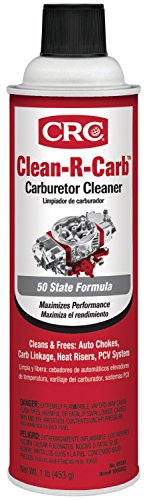 CRC Clean-R-Carb Carburetor Cleaner (50 State Formula), 16 Wt Oz by CRC