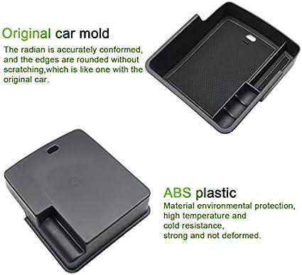 YEE PIN Organisateur Console Centrale XCeed SUV 2020 Accoudoir de Voiture Accessoires