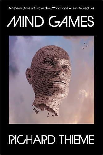 Mind Games: Richard Thieme: 9780938326243: Amazon.com: Books