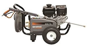 Generac 6229 3,500 PSI 3.7 GPM Gas Powered Industrial Pressure Washer (Discontinued by Manufacturer)