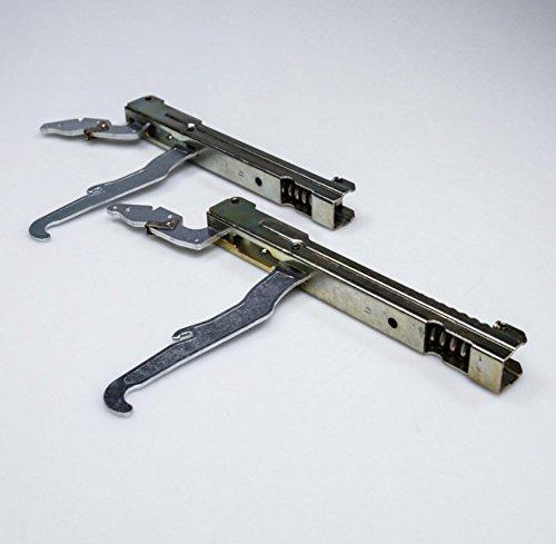 Bosch 00414511, 414511 Door Hinge set (2 Hinges) ()