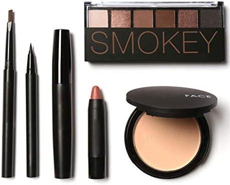 Conjuntos de maquillaje para principiantes, 2 tipos Estuche de regalo de cosméticos mixtos Sombra de ojos Delineador de ojos Máscara Lápiz labial Conjunto de maquillaje Conjunto de maquillaj(#02): Amazon.es: Hogar