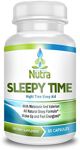 Sleepy Time Formula - Non Addictive Sleep Suppl...