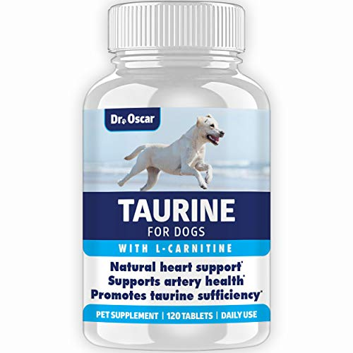 Taurine Supplement for Dogs