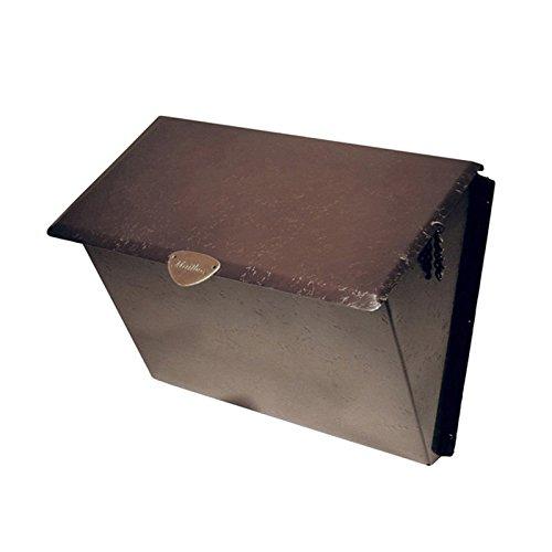 郵便ポスト 壁付けポスト エイプロシリーズ 銅製メールボックス 7型 鍵無し SR1-DP-7   B07D55H11Z