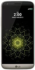 LG G5 AT&T Unlocked - Transformative Design. - Slide-Out Removable 2,800 mAh Battery. - Modular Metal Body. - Dual Rear Cameras with Wide Angle Lens. - 5.3-inch IPS Quantum QHD Display. - Internal Memory 32 GB (up to 22.4 GB usable) micro...