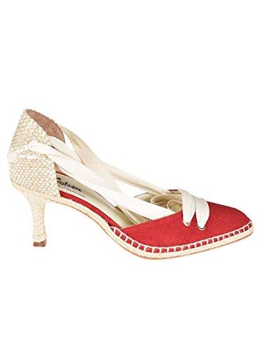 Rouge Femme CASTANER Cuir X MANOLO Talons BLAHNIK Chaussures MANOLOMEDIUM058503 À wTTAUBqxX