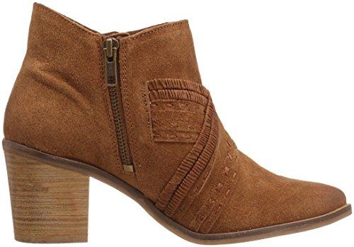 Naughty Monkey Women's Noah Ankle Bootie Tan sale 2014 sale Cheapest best place online 5R0Wn