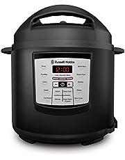 Russell Hobbs Electric Multi Cooker / Pressure Cooker 6L, Black