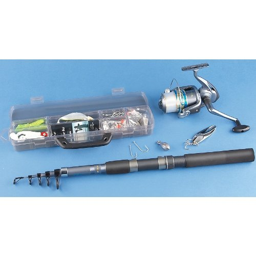 Ready 2 Fish R2F 7-Feet Telescopic Rod, Outdoor Stuffs