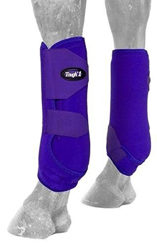 Tough-1 Extreme Vented Rear Sport Boots - Set of 2 by Tough 1