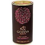 Godiva Chocolatier Assorted Milk Hot Cocoa Powder Canister, 13 Ounce