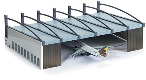 DARON Herpa Hangar Building Kit (1/500 Scale) ()
