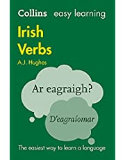 Easy Learning Irish Verbs: Trusted support for learning