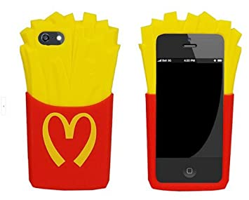 coque iphone 7 jaune silicone