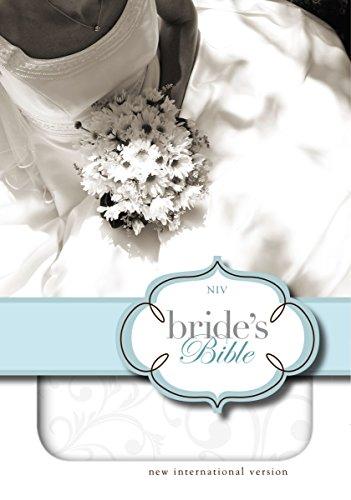 [NIV, Bride's Bible, Imitation Leather, White] (Wedding Bible)