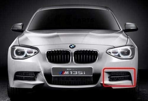 V/éritable pare-chocs avant 135M F20 F21 M Sport N//S Grille inf/érieure gauche 8053803