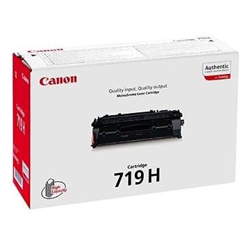 Canon 719H Cartucho de toner original Negro para Impresora Laser ...